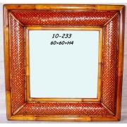 10-223 Tükör polccal