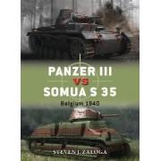 Panzer III vs Somua S 35 by Steven J Zaloga