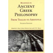 Readings in Ancient Greek Philosophy by S. Marc Cohen