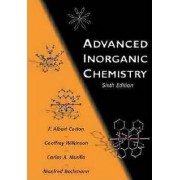 Advanced Inorganic Chemistry by F. Albert Cotton