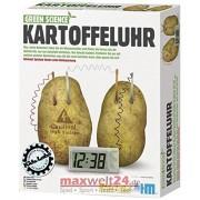 Green Science Potato Clock /ITEM#G839GJ UY-W8EHF3199833