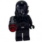 Minifigs LEGO Star Wars: Rogue One - Death Trooper with Stud Firing Blaster 2017