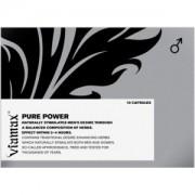 Boîte de 10 Pure Power Viamax, stimulant sexuel naturel pour l'homme