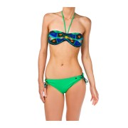 Protest Love bandeau Bikini Rainforest