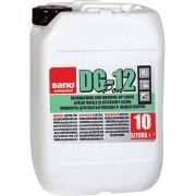 Detergent lichid pentru uz casnic si service, 10 L, SANO DG-12 Pon