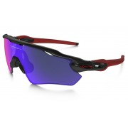 Oakley Radar Ev Path - Polished Black w/Positive Red - Brillen Zubehör