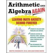 Arithmetic and Algebra Again by Brita Immergut