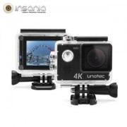 Câmara Desportiva 4K Unotec XTR Pro