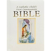 Catholic Child's Traditions First Communion Gift Bible by Victor Fr Hoagland