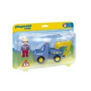 Playmobil Tow Truck Multi Color