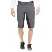 Cube Blackline Shorts Herren black'n'grey'n'red 3XL Radhosen