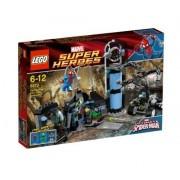 LEGO Súper Héroes - Spiderman La Trampa de Spiderman para el Doctor Octopus - 6873