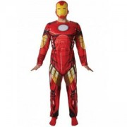 Карнавален костюм за възрастни - Железният Човек, Rubies, 810862