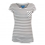 Дамска тениска ADIDAS ORIGINALS FSH STRIPED TEE - G77361