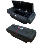 BOITE A OUTILS ISUZU D-MAX 2012- ABS NOIR 1400X540 H540mm 22Kg - accessoires 4X4 MISUTONIDA