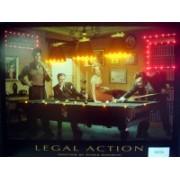 Tablou biliard LED Legal Action 810 x 610mm