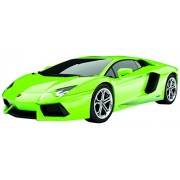 Scalextric Lamborghini Aventador Lp 700 4 Super Car (1:32 Scale) Lime Green Slot Car (1:32 Scale)