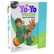 Fun with Yo Yo Tricks Tips & Techniques 3 Yo-Yos Replacement Strings Holster Instructional Book NEW