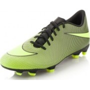 Nike Bravata II FG Football Shoes(Multicolor)