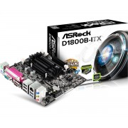 ASROCK D1800B-ITX CPU on board J1800 D1800B-ITX