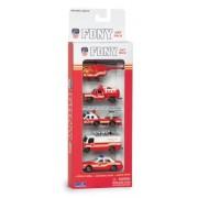 Daron FDNY Vehicle Gift Set (5-Piece)