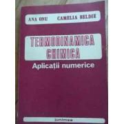 Termodinamica Chimica - Ana Onu Camelia Beldie