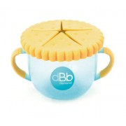 dBb-Remond 215149 Cup with Biscuit-Shaped Lid