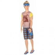 Barbie Familia - Ken muñeca camping