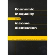 Economic Inequality and Income Distribution by D.G. Champernowne