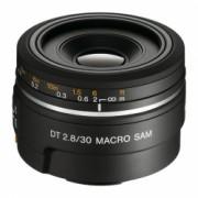 Sony SAL-30M28 DT AF 30mm f/2.8 SAM Macro