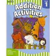Addition Activities: Grade 1 (Flash Skills) by Flash Kids Editors