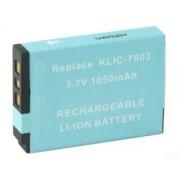 Power3000 PL773B.635 - acumulator tip KLIC-7003 pentru Kodak, 1050mAh