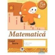 5 Ani+ - Matematica - Caiet de lucru