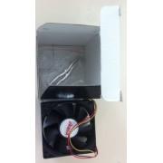 Akasa AK 675-S - Refroidisseur de processeur - ( Socket 478 ) - aluminium - 80 mm