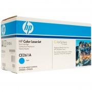 HP 648A Cyan LaserJet Toner Cartridge (CE261A)