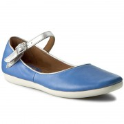 Обувки CLARKS - Feature Film 261175644 Blue Leather