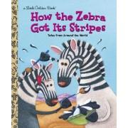 How the Zebra Got it's Stripes by Justine Fontes