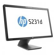 HP 23 Elite S231d IPS LED, FHD, VGA, DP, 7ms