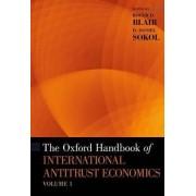 The Oxford Handbook of International Antitrust Economics, Volume 1 by Roger D. Blair