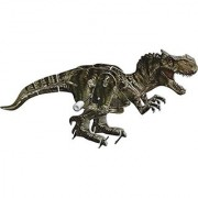 Smithsonian Mini Motorized Tyrannosaurus Rex 3D Puzzle
