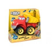 Hasbro Chuck and Friends Chuck interactivo - Camión de juguete interactivo con movimiento y sonido