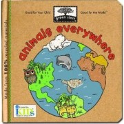 Green Start: Animals Everywhere by Ikids