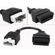 Adapterkabel - Honda 5-pin male till OBD2