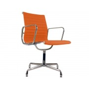 Chaise visiteur EA108 - Orange