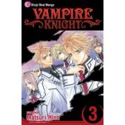 Vampire Knight, Vol. 3 by Matsuri Hino