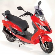 Scuter YAGER GT 50-4T RED