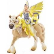 Figurina Schleich Sera In Festive Clothing Riding