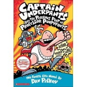 Captain Underpants and the Perilous Plotof Professor Poopypants by Dav Pilkey