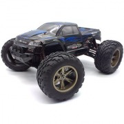 RC Monster Truck 112 Scale Big Size up 40 KMph RTR Blue