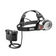 Petzl ULTRA RUSH BELT - Linterna (Headband flashlight, LED, Negro, IP67, Ión de litio)